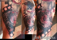 Invictus-Tattoo-Budapest-Berlin-Berta-Mihaly-Peter-Kacsa-tetovalo-tattooist-artist-maori-film-movie