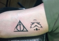 Invictus-Tattoo-Berlin-Budapest-tattoo-artist-taetowiererin-Zsofia-Sophie-Buza-harry-potter-star-wars