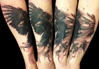 Invictus-Tattoo-Budapest-Berlin-Bori-Falvay-tetovalo-tattooist-artist-watercolor-aquarell-black-schwarz-eagle-sas-adler-realistic