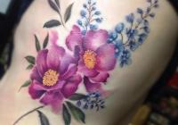Invictus-Tattoo-Budapest-Berlin-Bori-Falvay-tetovalo-tattooist-artist-watercolor-vizfestek-Blumen-Knospen-2704