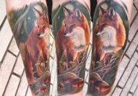 tattoo-color-borifalvay-realistic-fox-mushroom-budapest-berlin
