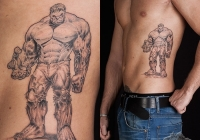 Invictus-Tattoo-Berlin-Budapest-tattoo-artist-taetowierer-Csaba-Koszegi-hulk