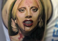 invictus-tattoo-berlin-budapest-laci-kovacs-realistic-scharzweiss-blackandgrey-portait-ladygaga