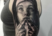 invictus-tattoo-berlin-budapest-laci-kovacs-realistic-scharzweiss-blackandgrey-portait-nurse