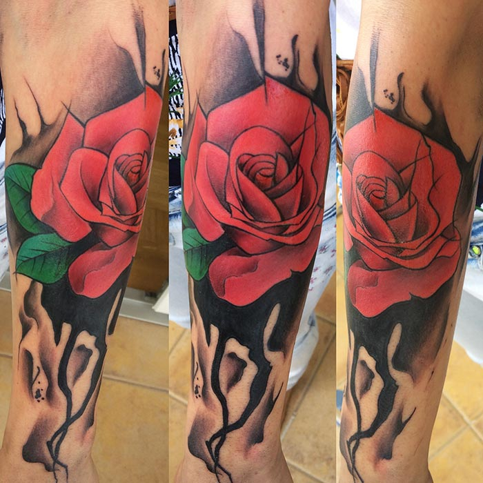Invictus Tattoo Budapest _Norbi011