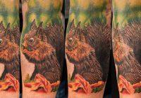 Invictus-Tattoo-Budapest-Berlin-Szilvasi-Gyula-tetovalo-tattooist-artist-Natur-flora-fauna-realistic-realistisch-eichhornchen-squirrel-mokus
