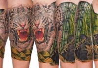 nvictus-Tattoo-Budapest-Berlin-Szilvasi-Gyula-tetovalo-tattooist-artist-Natur-flora-fauna-realistic-realistisch-tiger-tigris-asia-bambus