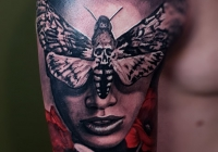 Tase Invictus Tattoo Berlin 14