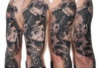 Invictus-Tattoo-Budapest-Berlin-tetovalo-szalon-parlor-Teglas-Attila-Motorrad-Bike-realistic