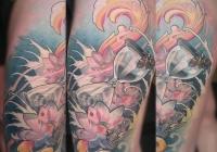 Invictus-Tattoo-Budapest-Berlin-tetovalo-szalon-parlor-Teglas-Attila-homokora-sanduhr-sandwatch-butterfly-schmetterling