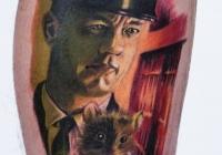 Invictus-Tattoo-Budapest-Berlin-Teglas-Attila-tetovalo-realistic-portrait-farbe-farbig-forrest-gump-soldat-katona-