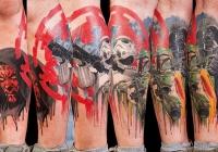 Invictus-Tattoo-Budapest-Berlin-Teglas-Attila-tetovalo-realistic-star-wars