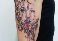 Invictus Tattoo Berlin Tekla 008