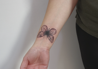 Invictus-Tattoo-Berlin-Tekla-butterfly