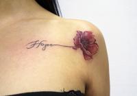 Invictus-Tattoo-Berlin-Tekla-flower-poppy