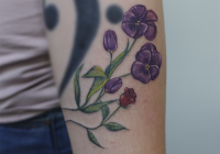 Invictus-Tattoo-Berlin-Tekla-flower