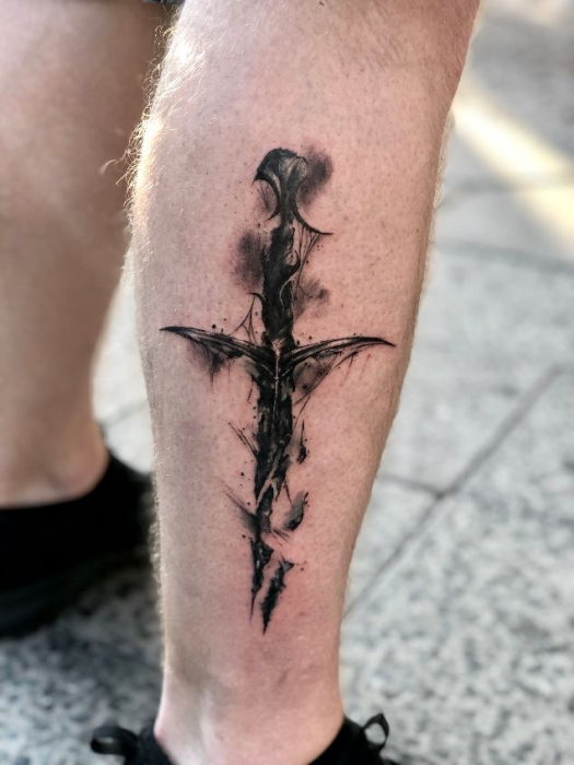 Tim  Invictus Tattoo Berlin 12