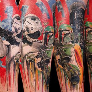 Invictus Tattoo Berlin Stilarten Tätowieren