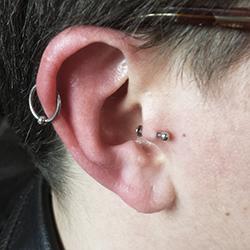 Invictus Tattoo Berlin piercing