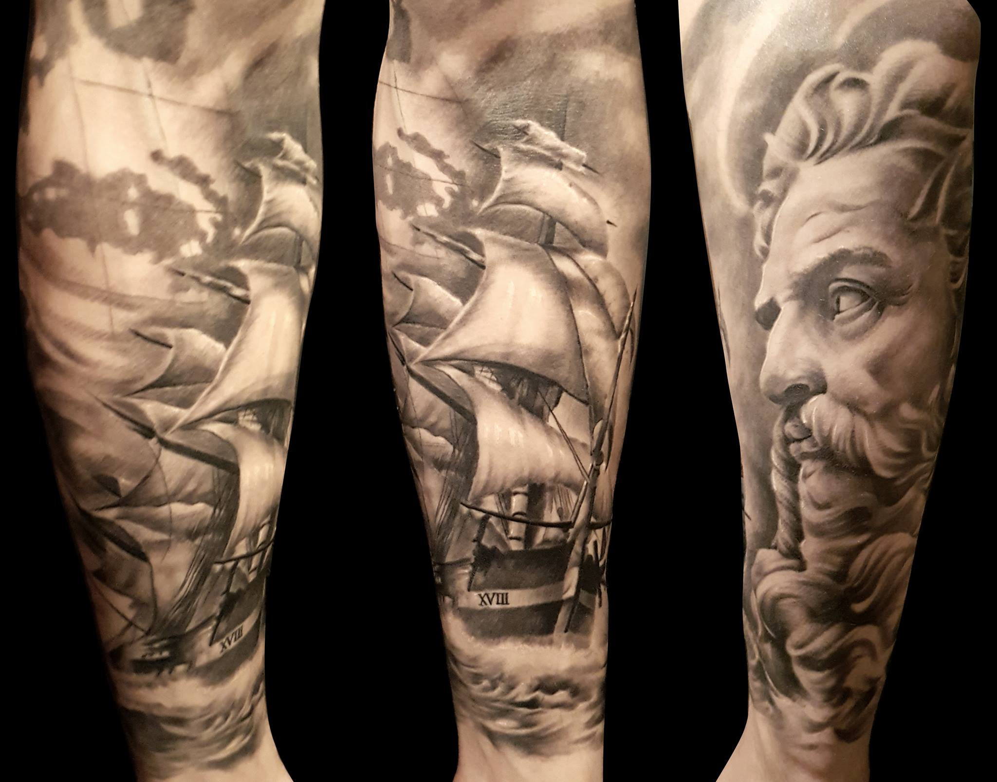 Tattoo Stilarten Invictus Tattoo Berlin